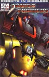 Transformers Robots In Disguise #5 Incentive Marcelo Matere Interconnected Variant Cover