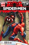 Spider-Men #1 Incentive Humberto Ramos Variant Cover