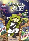 Legends Of Zita The Spacegirl HC