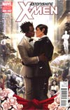 Astonishing X-Men Vol 3 #51 Incentive Marko Djurdjevic Variant Cover