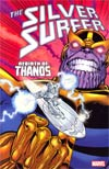 Silver Surfer Rebirth Of Thanos TP New Printing