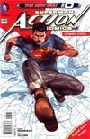 Action Comics Vol 2 #0 Cover B Combo Pack With Polybag