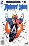 Animal Man Vol 2 #0