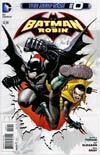 Batman And Robin Vol 2 #0
