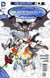 Batman Incorporated Vol 2  #0 Combo Pack With Polybag