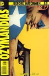 Before Watchmen Ozymandias #3 Combo Pack With Polybag