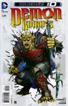 Demon Knights #0