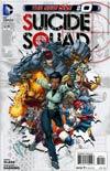 Suicide Squad Vol 3 #0