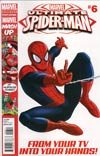 Marvel Universe Ultimate Spider-Man #6