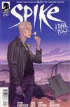 Buffy The Vampire Slayer Spike #2 Variant Steve Morris Cover