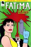 Fatima The Blood Spinners #4
