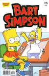Bart Simpson Comics #75