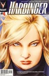 Harbinger Vol 2 #4 Doug Braithwaite Cover