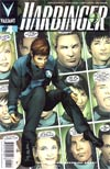 Harbinger Vol 2 #4 Patrick Zircher Cover
