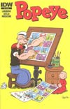 Popeye Vol 3 #5 Regular Bruce Ozella Cover