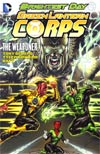 Green Lantern Corps The Weaponer TP