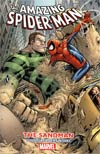 Amazing Spider-Man Young Readers Novel Vol 4 Sandman TP