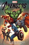Marvels Avengers The Avengers Initiative TP Digest