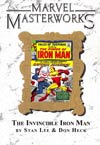 Marvel Masterworks Invincible Iron Man Vol 2 TP Direct Market Edition