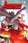 Marvel Universe Avengers Earths Mightiest Heroes Comic Reader #3 TP