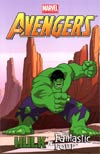 Marvel Universe Avengers Hulk And Fantastic Four TP Digest
