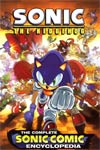 Sonic The Hedgehog Complete Sonic Comic Encyclopedia TP