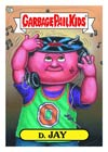 Garbage Pail Kids Stickers Series 1 Trading Cards Box