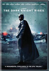 Batman Dark Knight Rises DVD