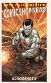 Comic Shop News 2012 Fall Preview - FREE - Limit 1 Per Customer