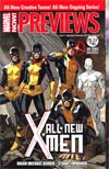 Marvel Previews #109 September 2012