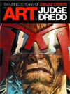 Art Of Judge Dredd Featuring 35 Years Of Zarjaz Covers HC