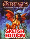 Siren Bewitching Art Of Dan Brereton HC Sketch Edition