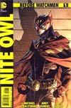 Before Watchmen Nite Owl #1 Incentive Jim Lee Variant Cover