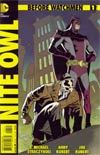 Before Watchmen Nite Owl #1 Incentive Kevin Nowlan Variant Cover