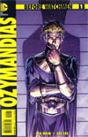 Before Watchmen Ozymandias #1 Incentive Jim Lee Variant Cover