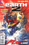 Earth 2 #2 2nd Ptg