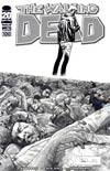 Walking Dead #100 Incentive Charlie Adlard Sketch Cover