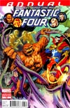 Fantastic Four Vol 3 Annual #33 Incentive Alan Davis Variant Cover (Marvel Tales By Alan Davis Part 1)