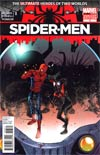 Spider-Men #3 Incentive Sara Pichelli Variant Cover