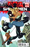 Spider-Men #3 Incentive Terry Dodson Variant Cover
