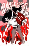 Adventure Time Marceline And The Scream Queens #1 Cover C Incentive Colleen Coover Virgin Variant Cover