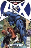 Avengers vs X-Men #8 Incentive Alan Davis Variant Cover
