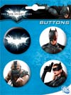 Batman The Dark Knight Rises 4-Button Set #1 (82198BT4)