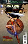 Ame-Comi Girls #1 Cover A Featuring Wonder Woman Regular Amanda Conner Cover