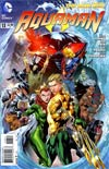 Aquaman Vol 5 #13 Regular Ivan Reis Cover