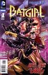 Batgirl Vol 4 Annual #1