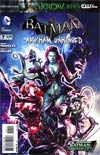 Batman Arkham Unhinged #7
