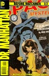 Before Watchmen Dr Manhattan #2 Combo Pack With Polybag