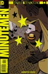 Before Watchmen Minutemen #4 Regular Darwyn Cooke Cover
