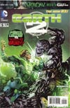 Earth 2 #5 Regular Ivan Reis Cover